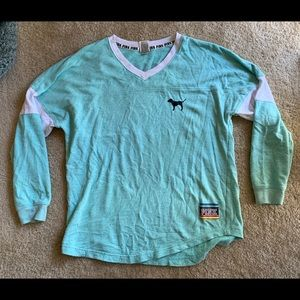 VS Pink Women's Long Sleeve Shirt